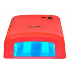 УФ лампа 36 Вт модель 818 (красная).