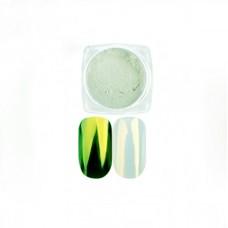 Втирка для ногтей, зеленая