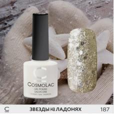 Гель-лак CosmoLac №187