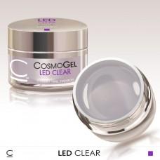 Гель Cosmo Led clear прозрачный 56 г