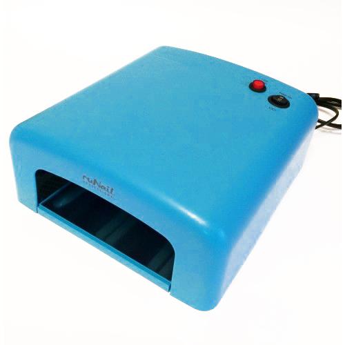 UV лампа ruNail GL-515 36 W  голубая