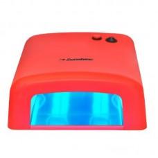 UV лампа  36 W  красная