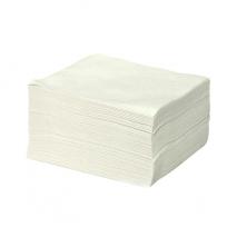 Одноразовые полотенца 35х70см,  50шт, хлопковые